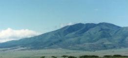 Bjerge i Tanzania