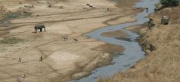 Floder i tør sæson