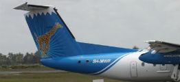 Tanzania Air flyvemaskine