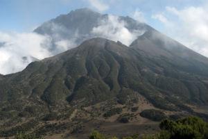 Mount Meru i Tanzania