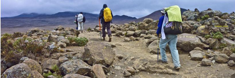 bestiger kilimanjaro