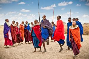 Lokalbefolkning i Tanzania