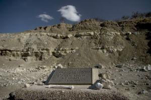 Ærkeologisk mærke i Olduvai