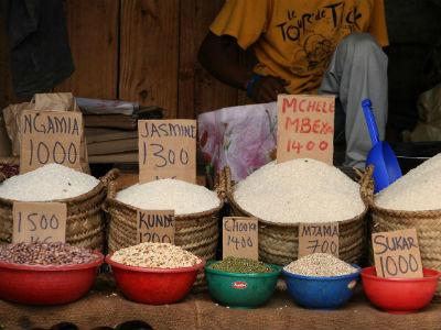 Zanzibar krydderier