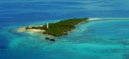 Øer i Tanzania