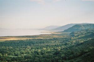 Lake Manyara i Tanzania