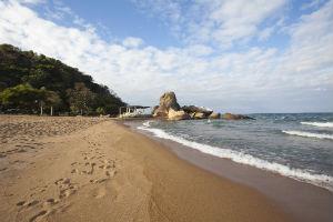 Malawisøen - strand